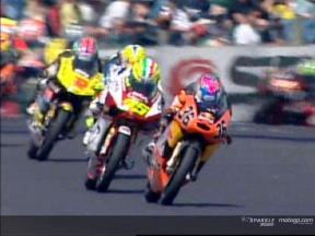 Full session (race 125cc)