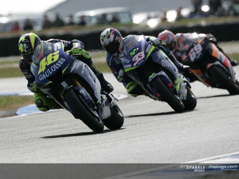 Group motogp Phillip Island 2005