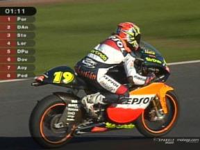 Video Highlights  (250cc QP1)