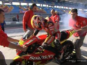 The best of  the MotoGP Warm Up - Video Clip