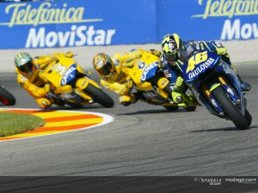 Group MotoGP Valencia 2004