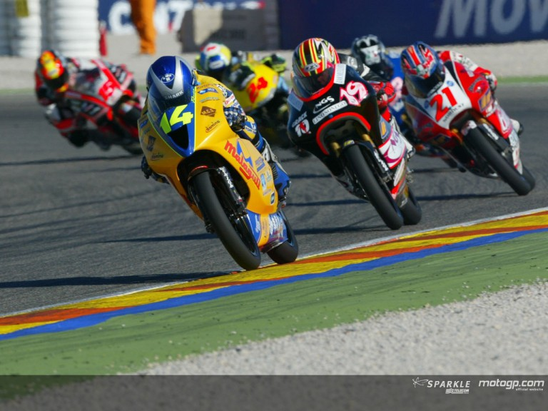 Group 125cc Valencia 2004