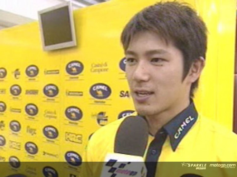 Ryuichi Kiyonari interview