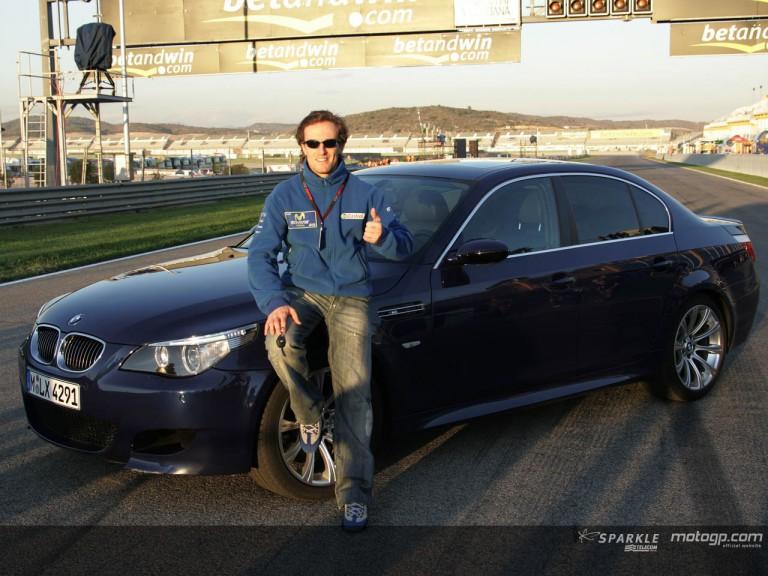 Gibernau BMW