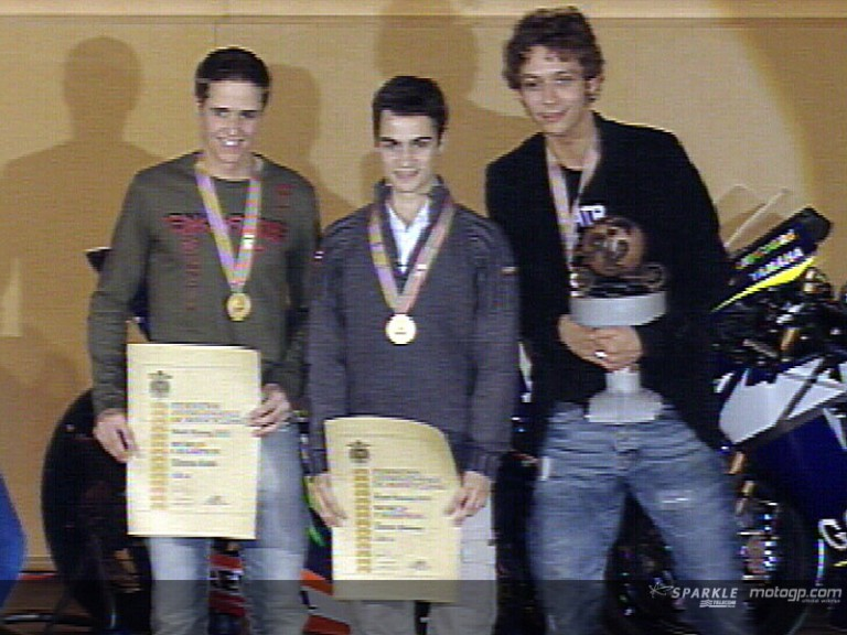 MotoGP Awards 2005 - HIGH BAND