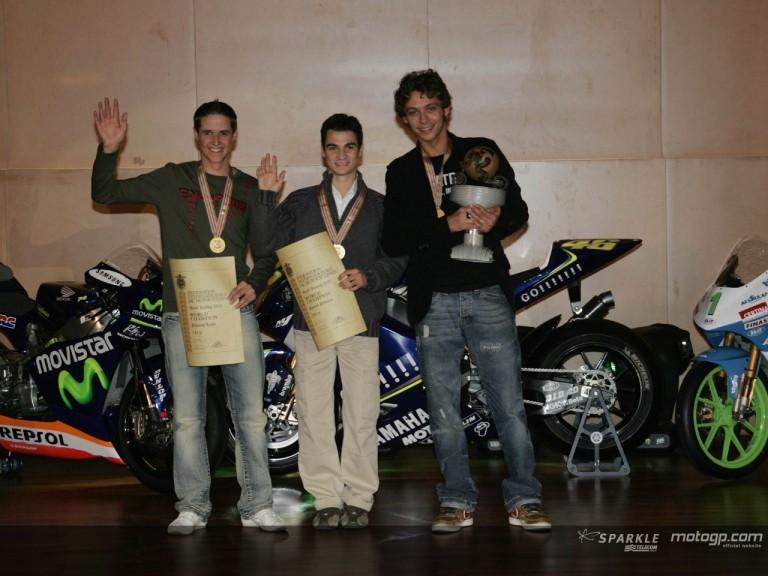 tres campeones