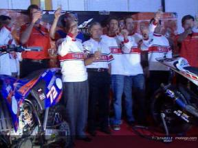 Yamaha World Champions celebrates the company 50th anniversary