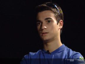 Interview with 250 World Champion Dani Pedrosa