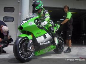 MotoGP Test - Sepang 2005