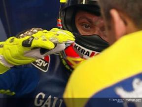 Commented highlights of the MotoGP practice in Mugello