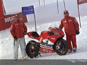Ducati svela la Desmosedici GP06