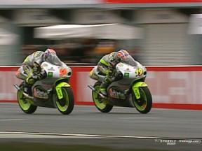 Jacque v.s. Nakano 250cc 2000