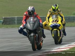 MotoGP test Sepang Day -1