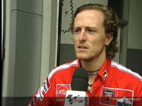 Sete Gibernau Interview - Sepang Test