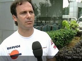 Puig analizza i primi chilometri di Pedrosa in MotoGP