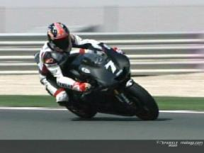 MotoGP Test in Qatar