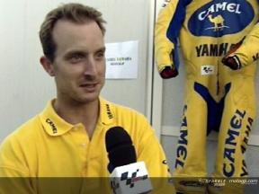 Colin Edwards interview after Qatar Test