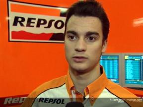 Interview de Daniel Pedrosa