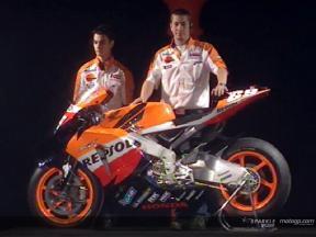 Honda Repsol Team Presentation