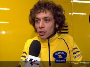 Intervista a Valentino Rossi - MotoGP Official Test