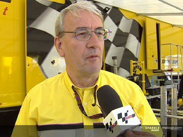 Jeremy Ferguson interview (Manager Dunlop Motorsport)