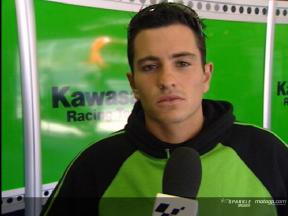 Randy De puniet Interview nach dem Jerez Test