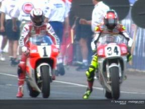Schwantz vs. Rainey (Ingles & Español)