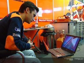 Jerez Runde mit Dani Pedrosa (Eng & Ital)