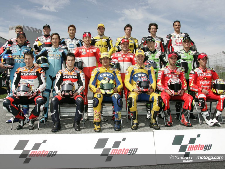 photo family motogp