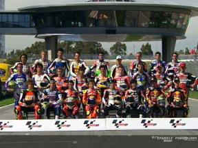 Annual photo session at Jerez