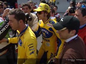 Paddock ambiance in Jerez circuit