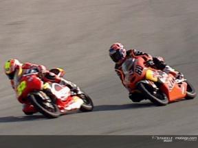 Lo mejor de 125cc en la Race - Video Clip
