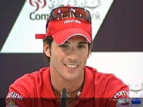 Elias - Conférence de presse GP Qatar