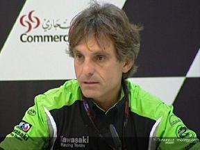 Eckl - Conferêrencia de Imprensa GP Qatar