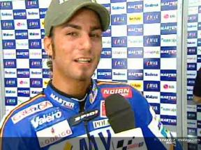Mattia Pasini interview after QP1
