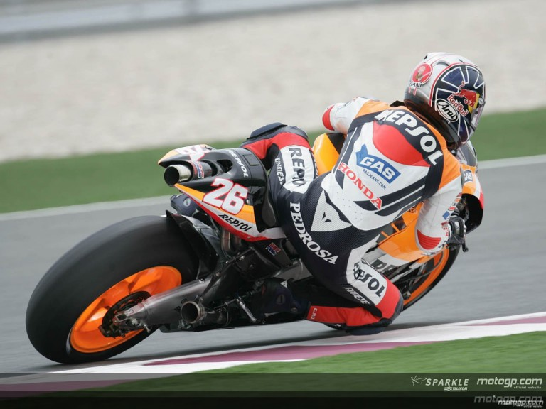MotoGP Circuit Action Shots - Qatar