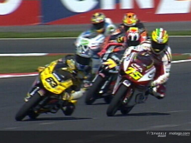 Di Meglio runs through 2005 victory