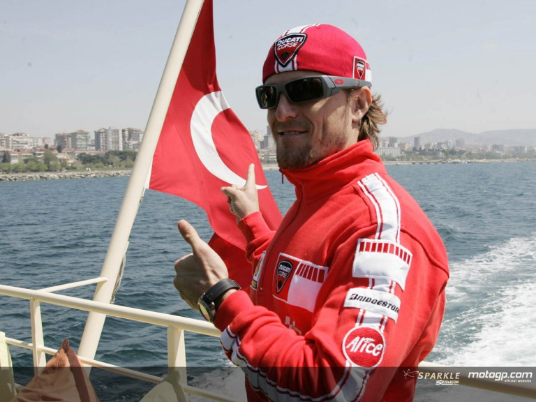 Sete Gibernau - Pre-event Turkey
