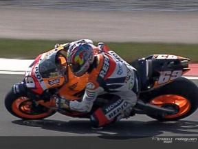 The best of MotoGP FP2 - Video Clip