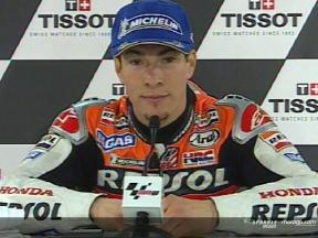 Nicky HAYDEN post QP