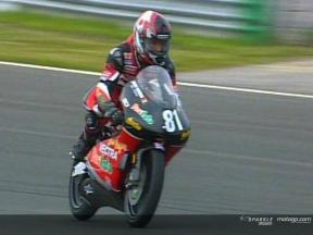 Robert Muresan, el primer rumano de MotoGP