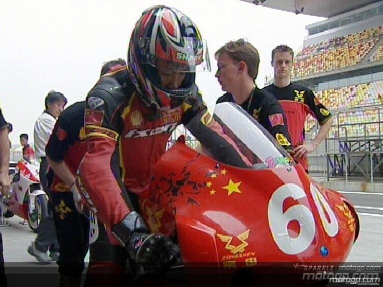 pilotos chinos
