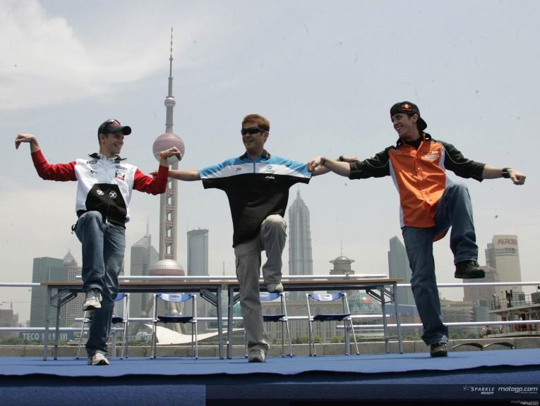 pilotos shanghai