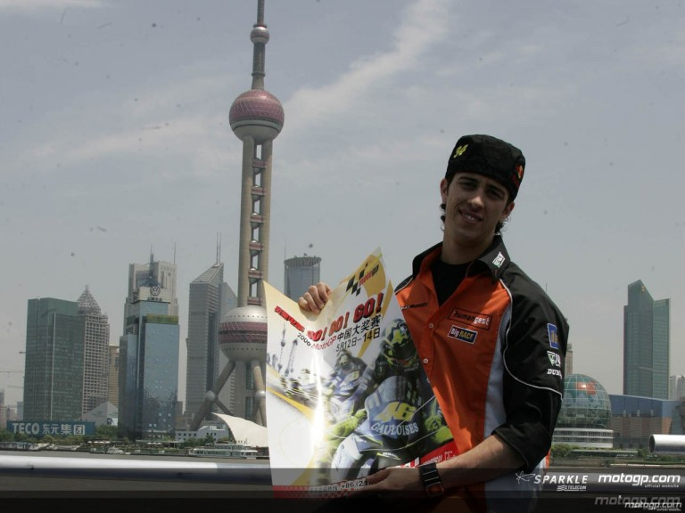 Riders experience taste of China