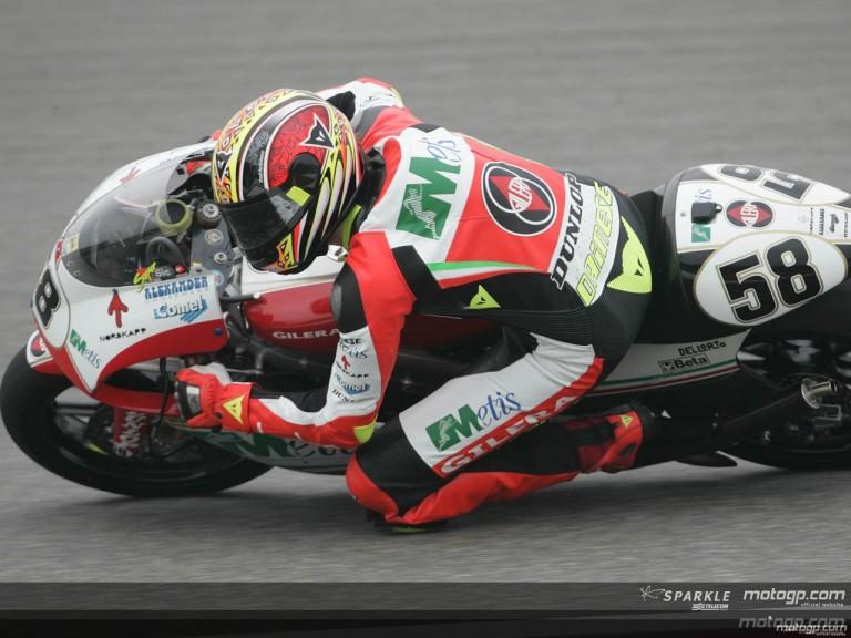 250cc - Circuit Action Shots