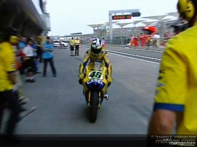 rossi pits