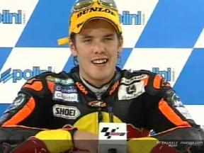 Mika KALLIO after race