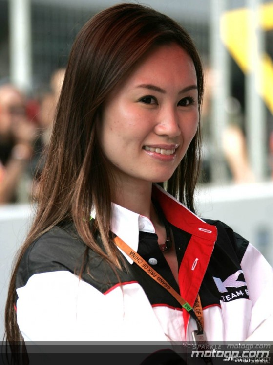 Paddock Girls - China