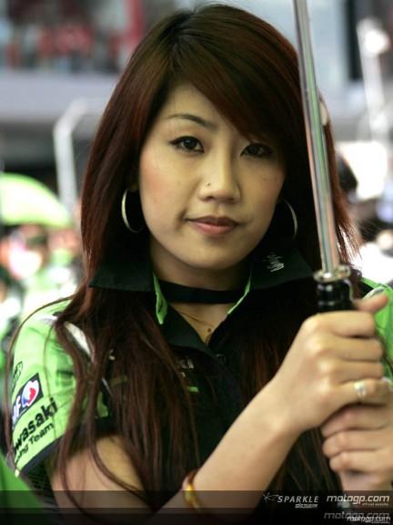Paddock Girls - China