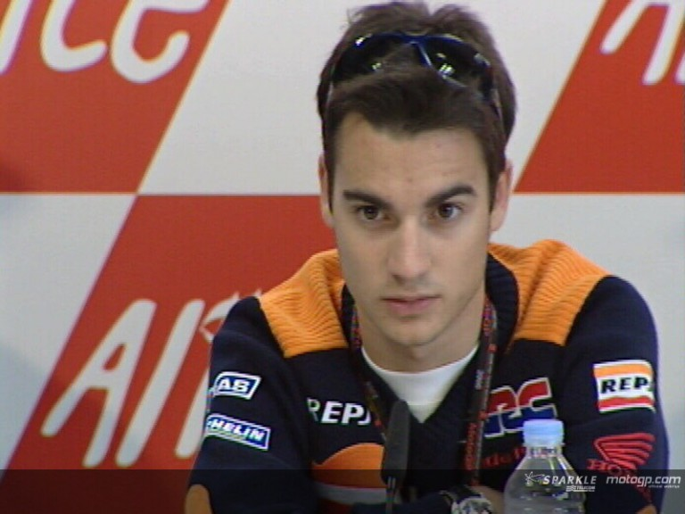 Pedrosa - Press Conference GP France